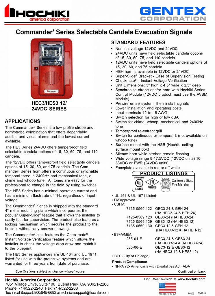 Catalogue Còi đèn kết hợp chuông