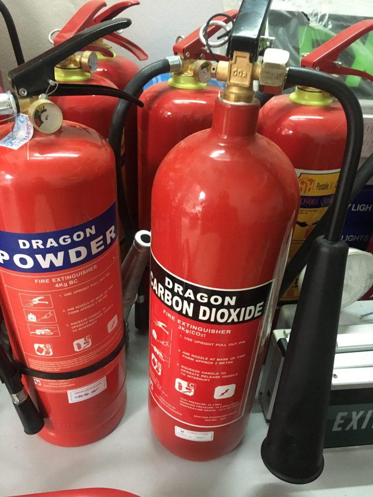 Bình chữa cháy khí Co2 - MT3