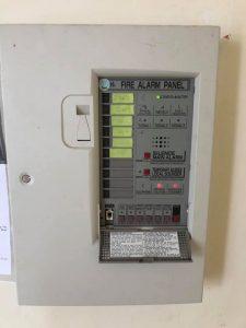 sửa lỗi tủ trung tâm báo cháy