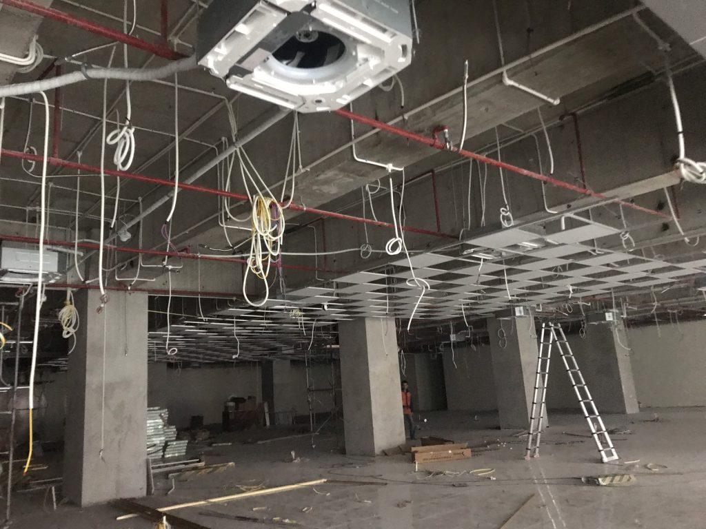 Thi công lắp đặt hệ thống pccc tại Yên Phong